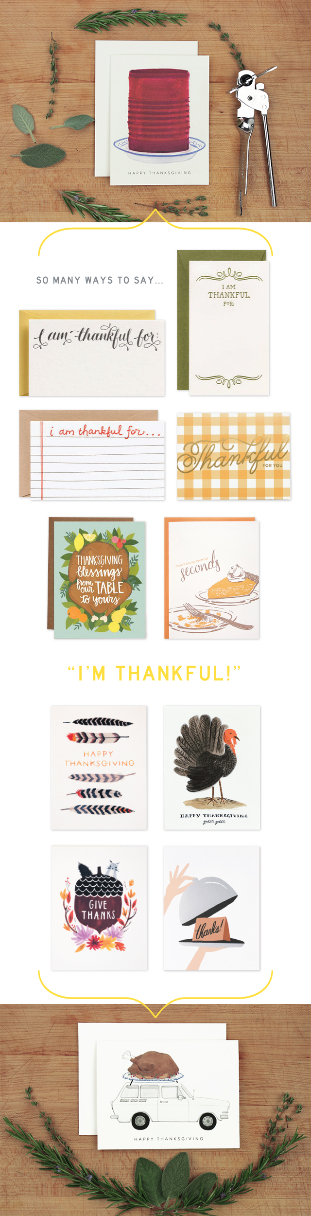 Thanksgiving Cards | Urbanic