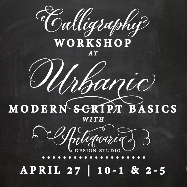 Calligraphy-Workshop-Urbanic-2